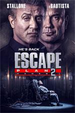 Poster Escape Plan 2 - Ritorno all'inferno  n. 1