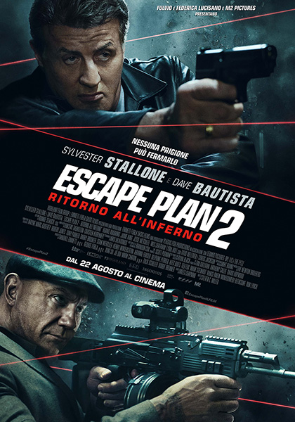 Trailer Escape Plan 2 - Ritorno all'inferno