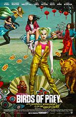 Poster Birds of Prey e la fantasmagorica rinascita di Harley Quinn  n. 3