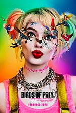 Poster Birds of Prey e la fantasmagorica rinascita di Harley Quinn  n. 4