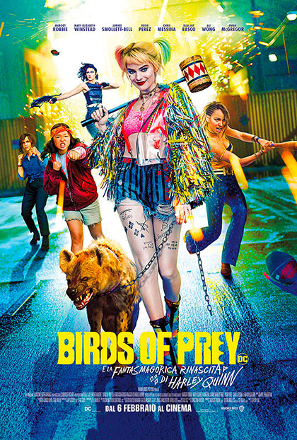 Trailer Birds of Prey e la fantasmagorica rinascita di Harley Quinn