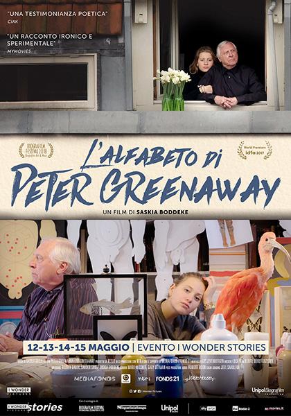 Trailer L'alfabeto di Peter Greenaway