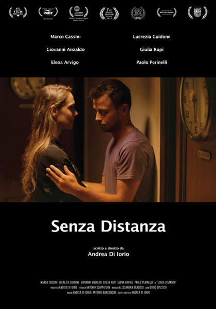 Trailer Senza distanza
