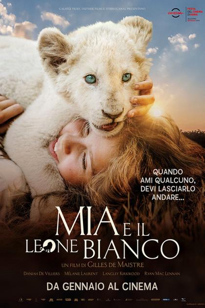 Trailer Mia e il leone bianco