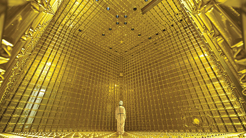 Almost Nothing - Cern: La scoperta del futuro