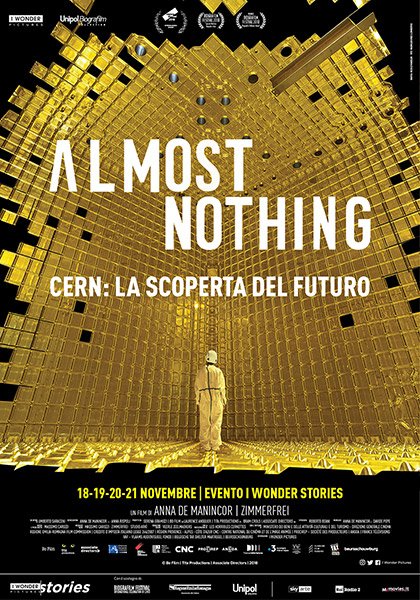 Trailer Almost Nothing - Cern: La scoperta del futuro