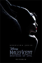 Poster Maleficent - Signora del Male  n. 1