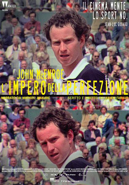 Trailer John Mcenroe - L'Impero della Perfezione