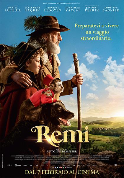 Locandina italiana Remi