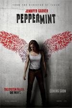 Poster Peppermint - L'Angelo della Vendetta  n. 1