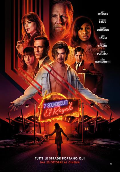 Trailer 7 Sconosciuti a El Royale