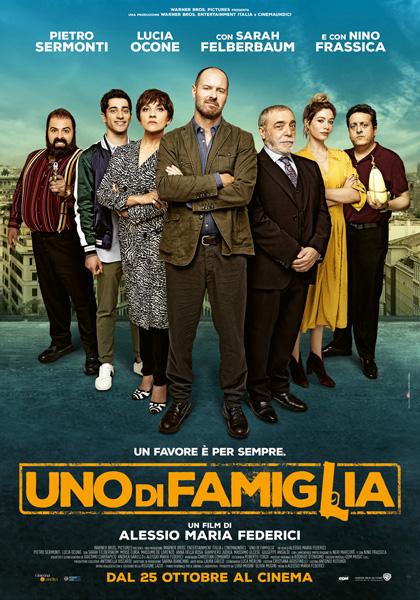 Trailer Uno di Famiglia