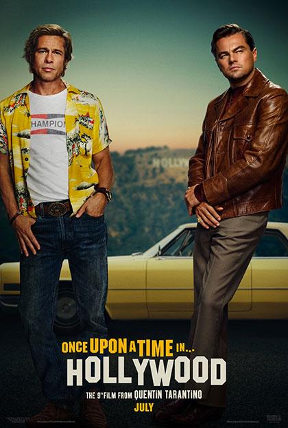 Poster C'era una Volta... a Hollywood