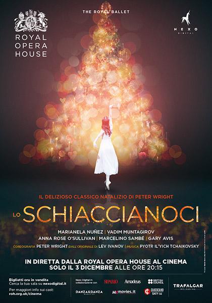 Trailer Royal Opera House: Lo Schiaccianoci