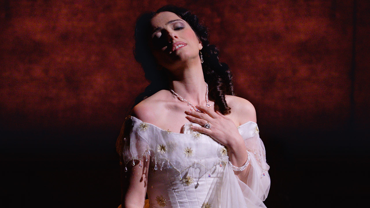 Royal Opera House: La traviata