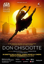Royal Opera House: Don Chisciotte