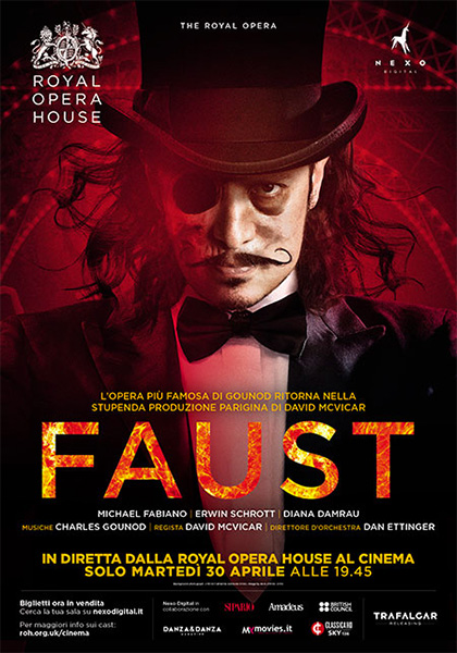 Trailer Royal Opera House: Faust