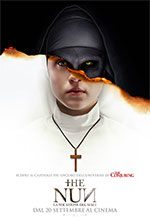 Poster The Nun - La Vocazione del Male  n. 0