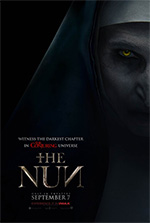 Poster The Nun - La Vocazione del Male  n. 1