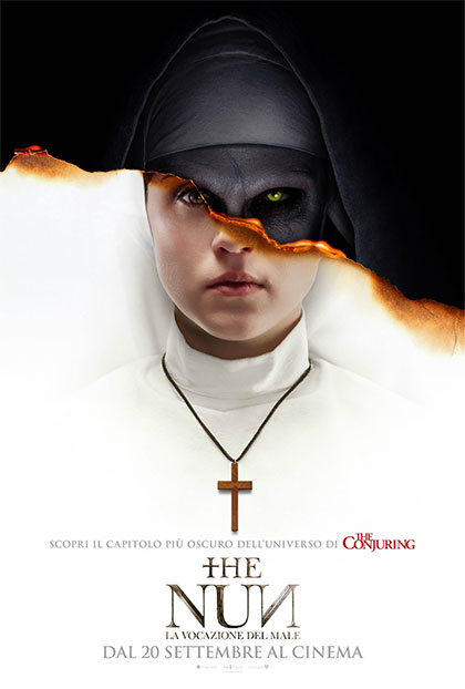 Trailer The Nun - La Vocazione del Male