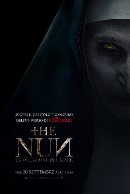 Poster The Nun - La Vocazione del Male