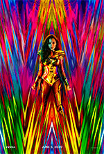 Poster Wonder Woman 1984  n. 1