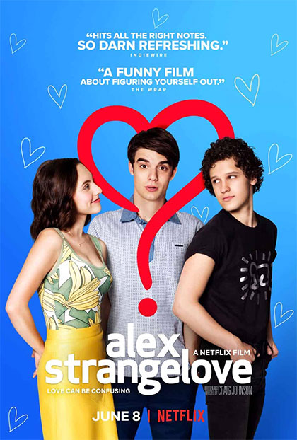 Trailer Alex Strangelove