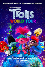 Trailer Trolls World Tour