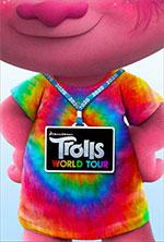 Poster Trolls World Tour  n. 1