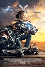 Poster A-X-L - Un'Amicizia Extraordinaria  n. 1