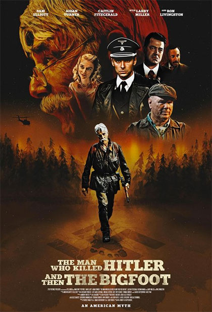 Trailer The Man Who Killed Hitler and Then the Bigfoot