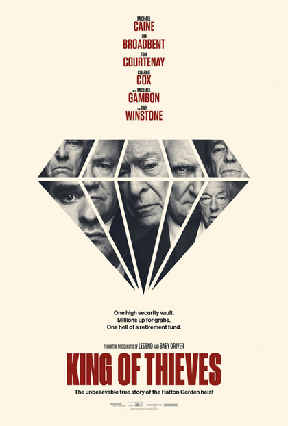 Trailer The King of Thieves