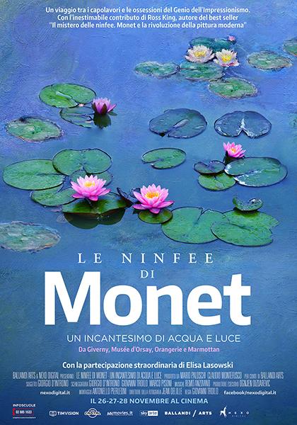Trailer Le Ninfee di Monet - Un Incantesimo di Acqua e Luce