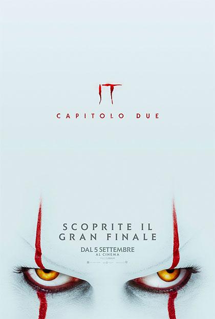 Locandina italiana It - Capitolo 2