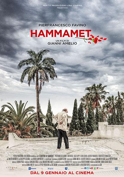 Locandina italiana Hammamet