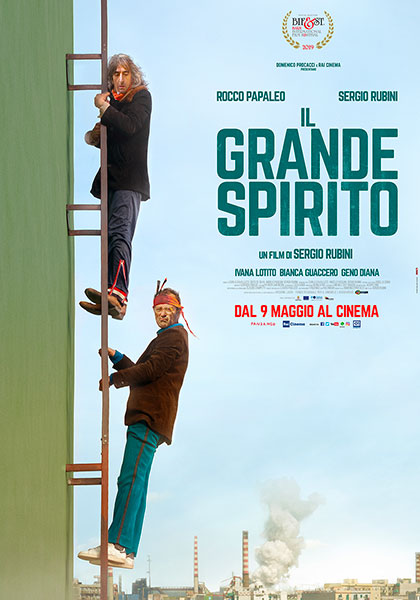 Locandina italiana Il grande spirito