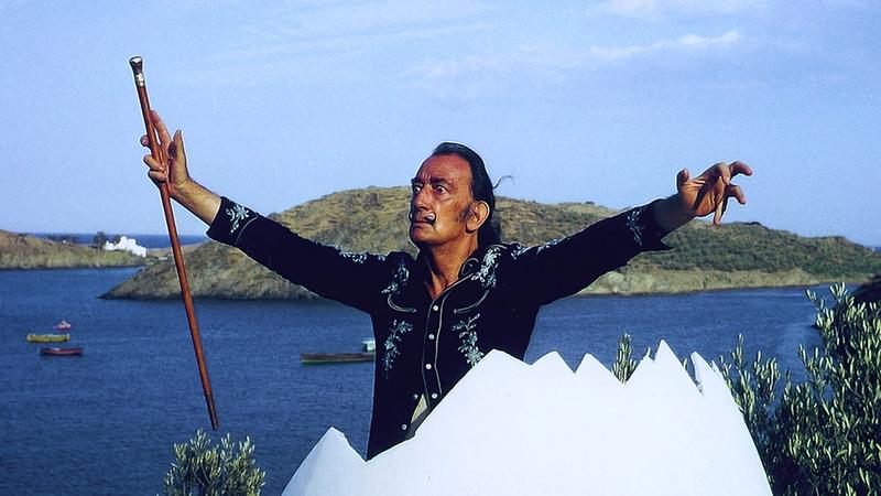 Salvador Dalì - La ricerca dell'immortalità