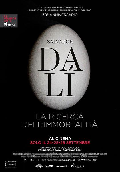 Trailer Salvador Dalì - La ricerca dell'immortalità