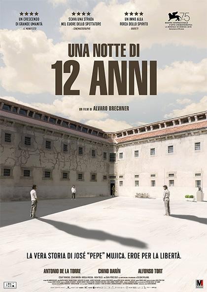 Locandina italiana Una notte di 12 anni