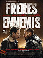Poster Fratelli Nemici - Close Enemies  n. 1