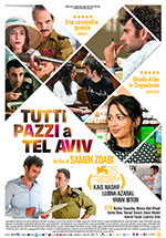 Poster Tutti pazzi a Tel Aviv  n. 0