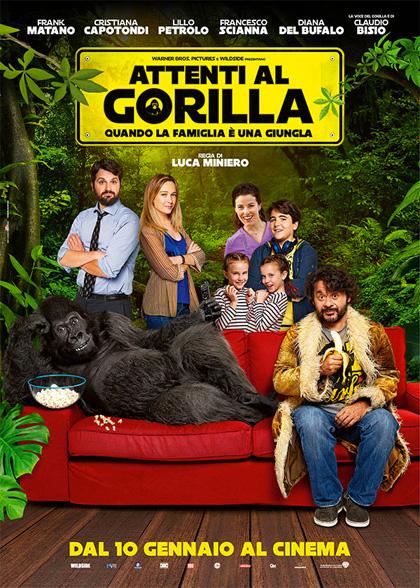Trailer Attenti al gorilla