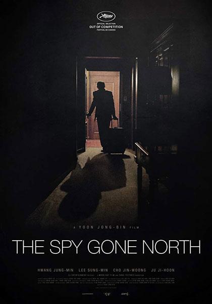 Locandina italiana The Spy Gone North