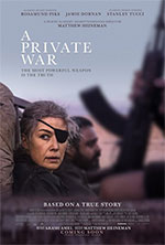 Poster A Private War  n. 1