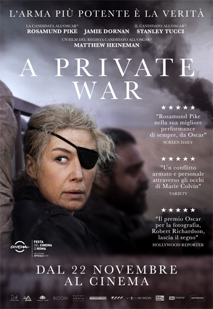 Trailer A Private War