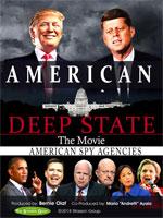 Poster American Deep State  n. 0