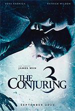 Poster The Conjuring - Per ordine del diavolo  n. 1