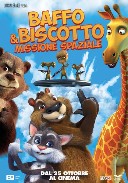 Trailer Baffo & Biscotto - Missione Spaziale