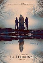 Poster La Llorona - Le lacrime del male  n. 1