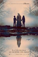 Poster La Llorona - Le lacrime del male  n. 2